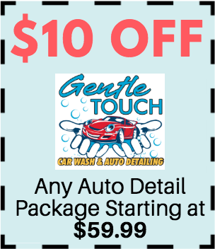 $10 OFF Any Auto Detail Package Starting at $59.99